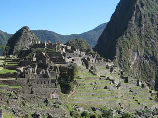 Image of Peru Landscape for Experiences Link