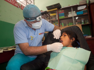 Dentist, Child, Dental Hygiene Campaign
